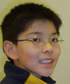 Aaron Wong, winner of two Bronze Awards in groups of 12 and of 9 competitors.